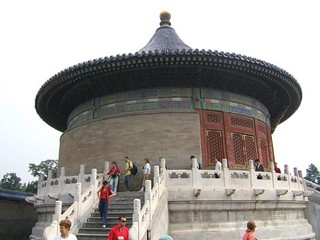 China / Beijing / Temple of Heaven