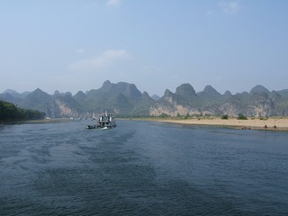 China / Guilin / Li River Cruise
