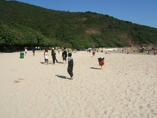 Hong Kong / Hong Kong Island / Big Wave Bay