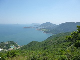 Hong Kong / Hong Kong Island / Chai Wan to Big Wave Bay