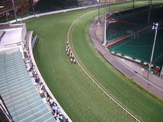 Hong Kong / Hong Kong Island / Happy Valley Racecourse