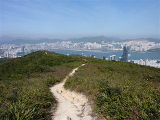 Hong Kong / Hong Kong Island / Wilson Trail - Stages 1 & 2