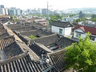 South Korea / Seoul / Bukchon Hanok Village
