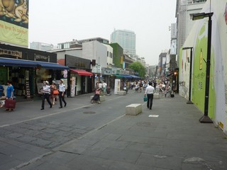 South Korea / Seoul / Insadong & Jongno-Gu