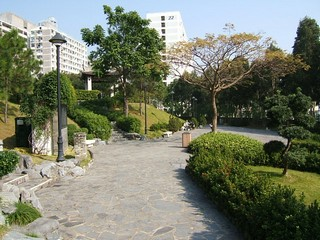 Hong Kong / Kowloon / Kowloon Walled City Park