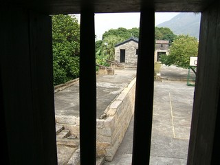 Hong Kong / Lantau Island / In the Shadow of the Buddha