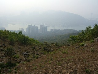 Hong Kong / New Territories / Yuen Tsuen Ancient Trail