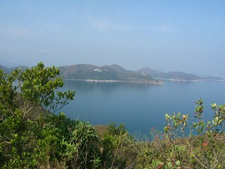 Hong Kong / New Territories / Bluff Head Excursion