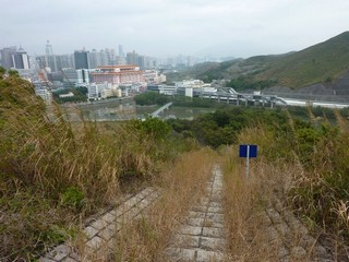 Hong Kong / New Territories / Border Walk