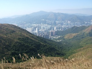 Hong Kong / New Territories / Buffalo Hill