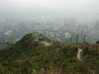 Hong Kong / New Territories / Castle Peak Stream Basin