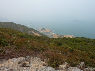 Hong Kong / New Territories / Clearwater Bay Peninsula & High Junk Peak