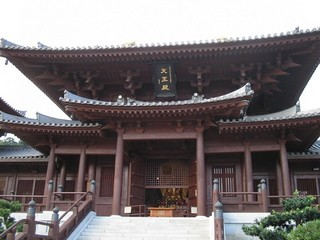 Hong Kong / New Territories / Chi Lin Nunnery