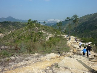 Hong Kong / New Territories / Kow King Shan