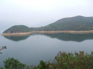 Hong Kong / New Territories / Plover Cove Reservoir