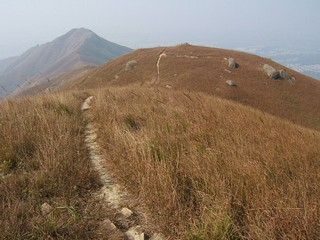 Hong Kong / New Territories / Kai Kung Leng - Rooster Ridge