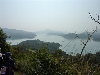 Hong Kong / New Territories / Sai Kung West Traverse