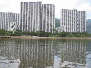 Hong Kong / New Territories / Sha Tin