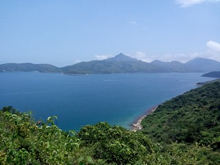 Hong Kong / New Territories / Tai Tan Country Trail
