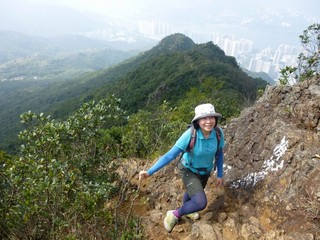 Hong Kong / New Territories / The Hunchbacks