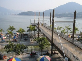Hong Kong / New Territories / Tai Po Waterfront Park