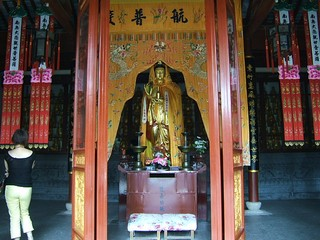 China / Suzhou / Hanshan Temple
