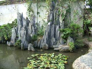 China / Suzhou / The Lingering Garden