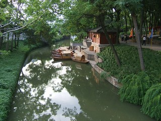 China / Suzhou / Tiger Hill Garden