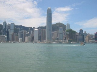 Hong Kong / Victoria Harbour / Victoria Harbour