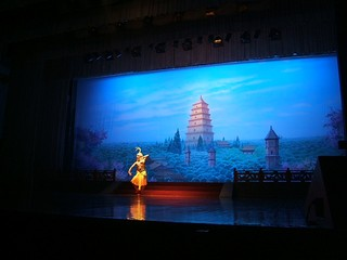 China / Xi`an / Tang Dynasty Show