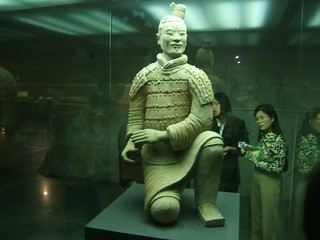 China / Xi`an / Terracotta Warriors