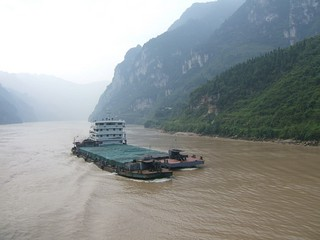 China / Yangtze River / Yangtze Cruise