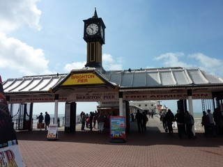 England / Seaside / Brighton