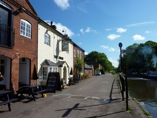 England / Canal Walks / Fradley Junction & Yoxall