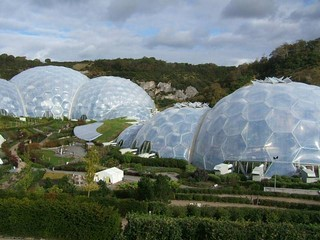 England / Cornwall / The Eden Project & Cornwall