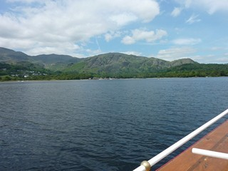 England / The Lake District / Coniston Water