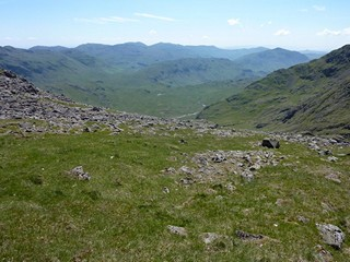 England / The Lake District / Scafell Pike & Scafell