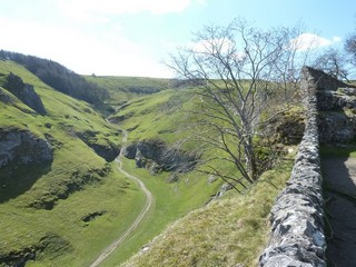 England / The Peak District / Castleton & Peveril Castle