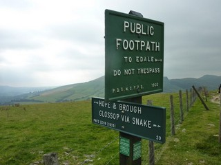 England / The Peak District / Edale Circuit & Hope