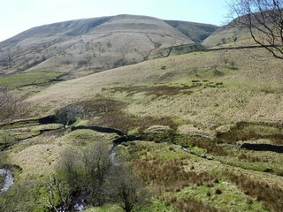 England / The Peak District / Kinder Scout