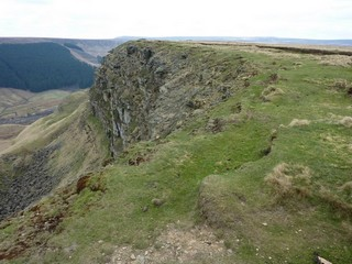 England / The Peak District / Snake Pass & Alport Castles