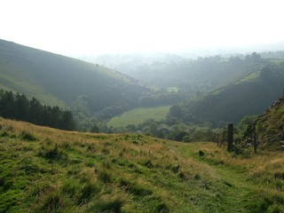 England / The Peak District / Wetton & Thors Cave
