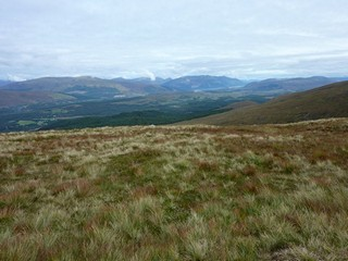 Scotland / Highlands / Ben Nevis, CMD Ridge