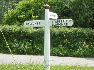England / Sussex / Balcombe Circular