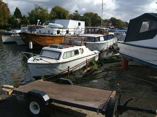 England / The Thames Path / Windsor to Shepperton