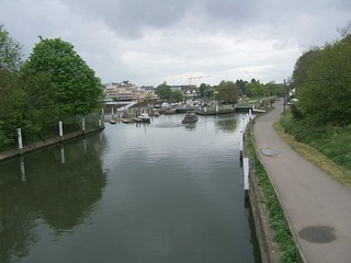 England / The Thames Path / Shepperton to Teddington