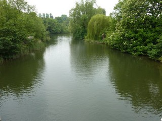England / The Thames Path / Tilehurst to Shiplake