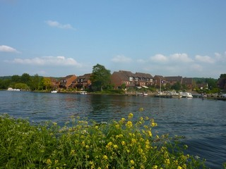 England / The Thames Path / Shiplake to Marlow