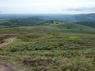 Wales / Black Mountains / Sugar Loaf
